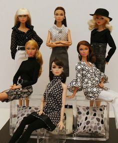 Poppy Dolls Clothing | Chic Barbie Designs: Poppy, Poppy, Poppy