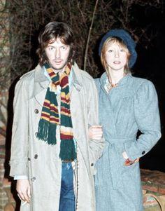 Eric Clapton  Born: March 30, 1945   & Pattie Boyd   Born: March 17, 1944