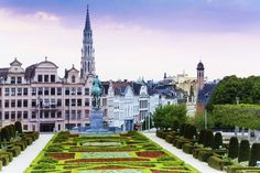 Brussels, Belgium | 53 Beautiful Cities Everyone Should Visit At Least Once