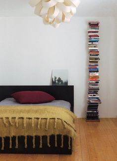 i really want the Sapien Bookshelf My Living Room, My Room, Living Spaces, Pile Of Books, Stack Of Books, Bookshelves, Bookcase, Bookshelf Design, Vertical Bookshelf
