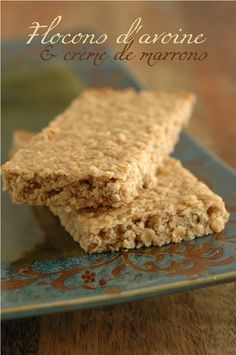 Healthy Bars, Healthy Breakfast Recipes, Healthy Snacks, Granola, Yummy World, Desserts With Biscuits, Cooking Cookies, Sweet Recipes, Yummy Treats