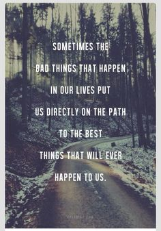 I love the path we're on.
