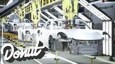 Piedra OnLine: Video: Mira cómo se fabrica un Porsche 911 en 120 ...