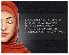 Women of Islam