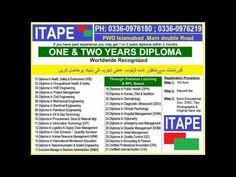 57 Best DIPLOMA CERTIFICATE PAKISTAN ISLAMABAD PUNJAB SINDH