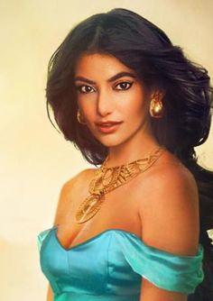 Jasmine #Aladdin #Disney #Cine #Princesa #Realista
