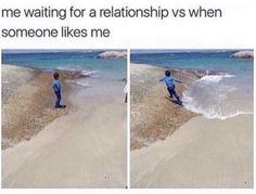 Ideas For Funny Relationship Memes Humor Girlfriends Funny Love, The Funny, Funny Dad, Funny Family, Haha, Crush Memes, New Memes, Memes Humor, Funny Humor
