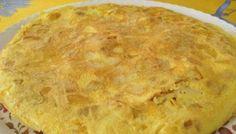 Tortilla di patate con il Bimby