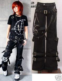 Visual Kei pants