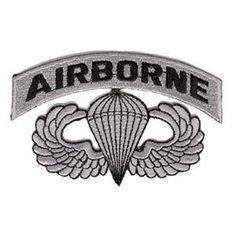 Army Airborne | fanclubpatch.com