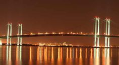 Delaware Memorial Suspension Bridge | Del. Memorial Bridge DRBA Live Traffic Cameras About the Del. Memorial ...