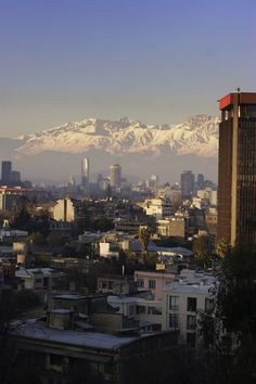Santiago, Chile: I can't wait to see these mountains! Places Around The World, Oh The Places You'll Go, Places To Travel, Places To Visit, Around The Worlds, Wonderful Places, Beautiful Places, Chili, Travel Tips