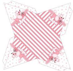 Pink Poodle Box