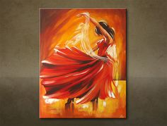 Indian Art Paintings, Acrylic Painting Tutorials, Red Art, Dance Art, Elements Of Art, Anime Comics, Beautiful Paintings, Painting Inspiration, Female Art