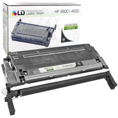 Remanufactured Replacement Laser Toner Cartridge for C9720A (HP 641A) Black: Save money with our remanufactured black laser toner cartridge…