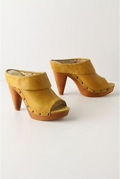 Anthropologie To Extremes Platform Mules Shoes Heels Sizes 7.5 & 9, Seychelles  #Seychelles #Mules