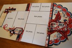 maps become envelopes scrapbook generation scrapbook layout scrapbooking Scrapbook Layout Sketches, Scrapbook Templates, Scrapbook Paper Crafts, Scrapbooking Layouts, Scrapbook Cards, Scrapbook Photos, Scrapbook Albums, Circle Scrapbook, Scrapbook Designs