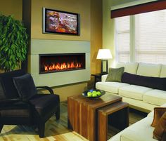 built in fireplaces | South Island Fireplace - Town & Country Built In Gas Fireplaces