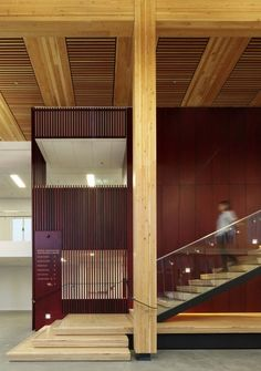 WOOD INNOVATION AND DESIGN CENTRE - MICHAEL GREEN ARCHITECTURE