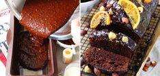 Čokoládovo-pomarančový koláč - Receptik.sk