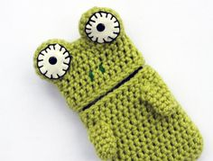 frog phone cover
