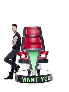 Who will The Voice reigning champ Adam fight to have on his team this year? #TheVoice #TeamAdam