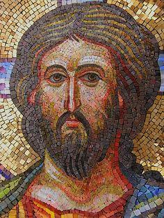 Βυζαντινό ψηφιδωτό - Στούντιο Βυζαντίκα (Byzantine Mosaic Icon studio)