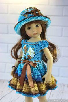 """Комплект """"Букет """" .Куклы Дианы Эффнер. / Одежда для кукол / Шопик. Продать купить куклу / Бэйбики. Куклы фото. Одежда для кукол"""