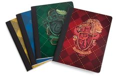 Send the kids to Hogwarts, er… school with these Harry Potter composition books Cadeau Harry Potter, Objet Harry Potter, Arte Do Harry Potter, Harry Potter Bedroom, Harry Potter Wizard, Harry Potter Outfits, Harry Potter Gifts, Harry Potter Theme, Harry Potter Movies