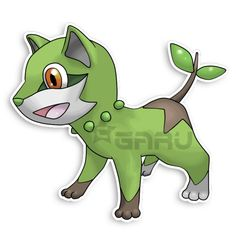 You can find this fakemon in the dunes of the deserts, their body is very hot and their skin is dangerous to touch. Description from deviantart.com. I searched for this on bing.com/images