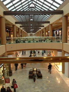 Scottsdale Fashion Square - Scottsdale AZ   high-end shopping