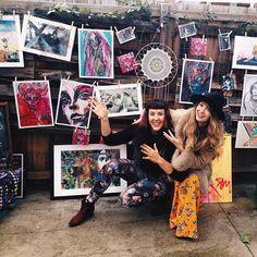 Come to our little gypsy market stall~! Heidi Heidi, Stick N Poke, Palm Reading, Market Stalls, Tatting, Gypsy, Wraps, Street, Instagram Posts