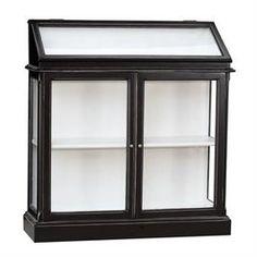 robinson - display cabinet