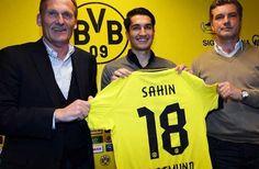 Nuri Şahin Borussia Dortmund'a geri döndü / Transfer Haberleri