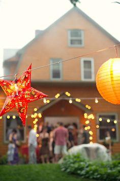 Cool star lanterns