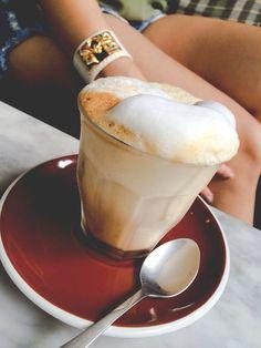 Espresso Latte SO GOOD!