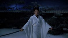 "O-Ren Ishii from Kill Bill (2003) | I love ""The Bride"", she took down Oren's ""Crazy 88"" (all by herself). However, I also have to give kudos to ""O-Ren Ishii"". She had a rough start but made herself a reference in the underworld of crime. Impressive."