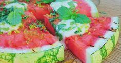 Går det att grilla avokado? Eller vattenmelon? Och blir det verkligen gott?