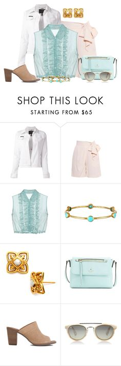 """""""Untitled #1697"""" by anfernee-131 ❤ liked on Polyvore featuring Philipp Plein, Chloé, Miu Miu, Kate Spade, TOMS, Taylor Morris, michaelkors, miumiu and JulieVos"""
