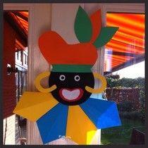 Zwarte Piet wie kent hem niet