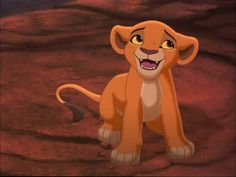 Characters: Kiara (Lion King 2)
