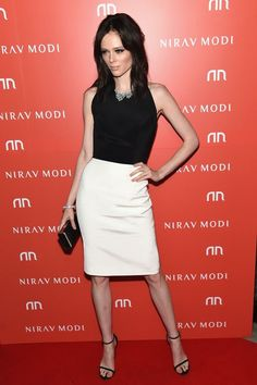 Coco Rocha Photos: Nirav Modi U.S. Boutique Grand Opening - Celebrity Fashion Trends