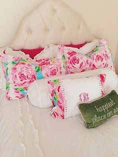 luckydayblog:  New bedding!