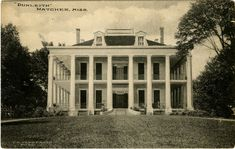 The Dunleith plantation house, Natchez, Mississippi. obsessed