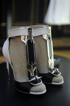 Givenchy - Paris - 2012. These are the first pair of shoes I've ever HAD TO HAVE