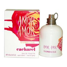 Amor Sunrise Eau De Toilette Spray Women by Cacharel 34 Ounce *** You can get additional details at the image link.