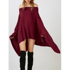 SHARE & Get it FREE | Asymmetric Off The Shoulder DressFor Fashion Lovers only:80,000+ Items·FREE SHIPPING Join Dresslily: Get YOUR $50 NOW!
