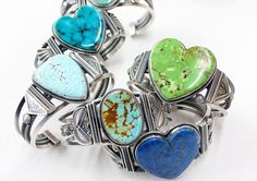 Beautiful cuffs from Perry Null Trading