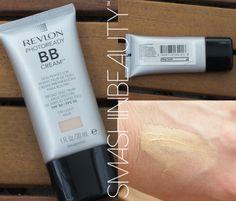 Revlon Photoready BB cream Makeup Review & Swatches