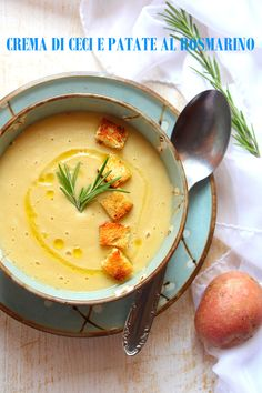 Best Soup Recipes, Vegetable Recipes, Vegetarian Recipes, Cooking Recipes, Healthy Recipes, Good Food, Yummy Food, Light Recipes, Italian Recipes